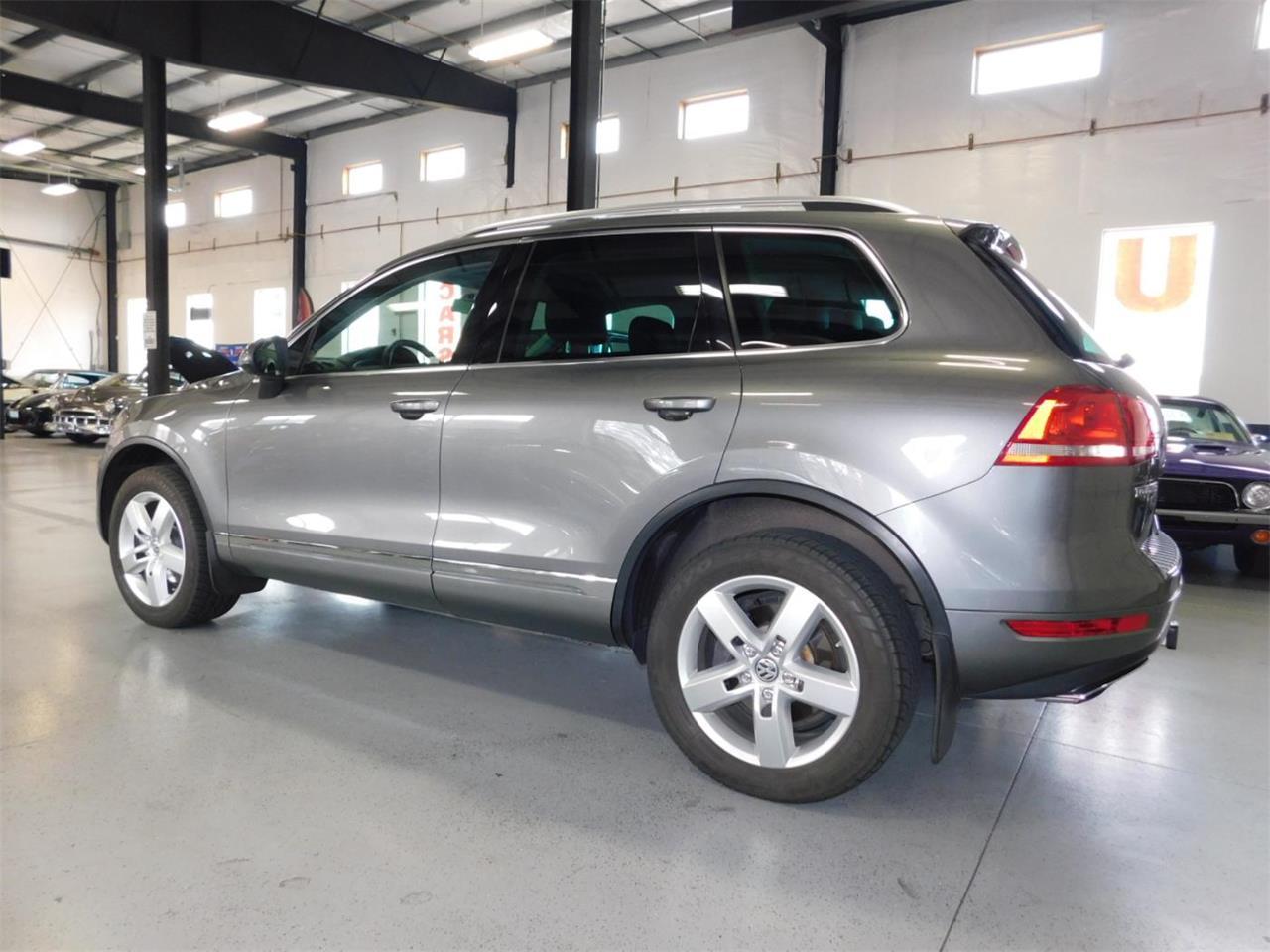 2013 Volkswagen Touareg For Sale Classiccars Com Cc