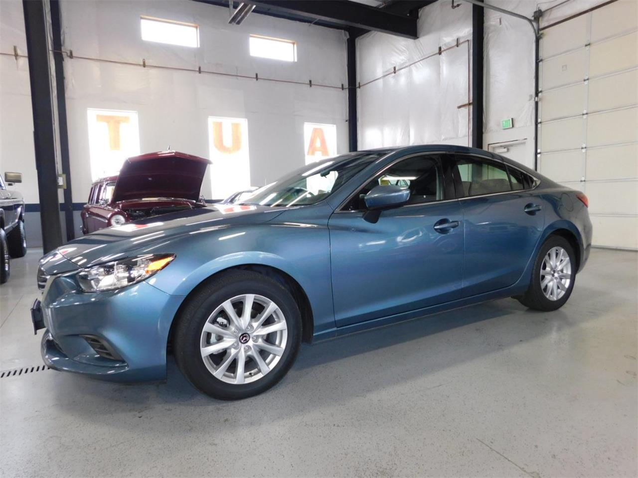 Large Picture of 2015 Mazda6 located in Bend Oregon - LRNC