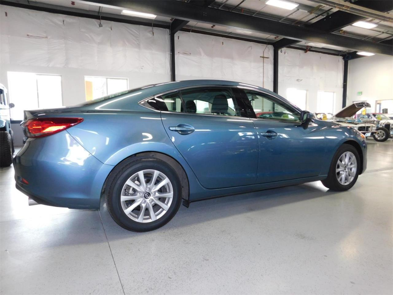 Large Picture of 2015 Mazda Mazda6 located in Oregon - $15,995.00 - LRNC