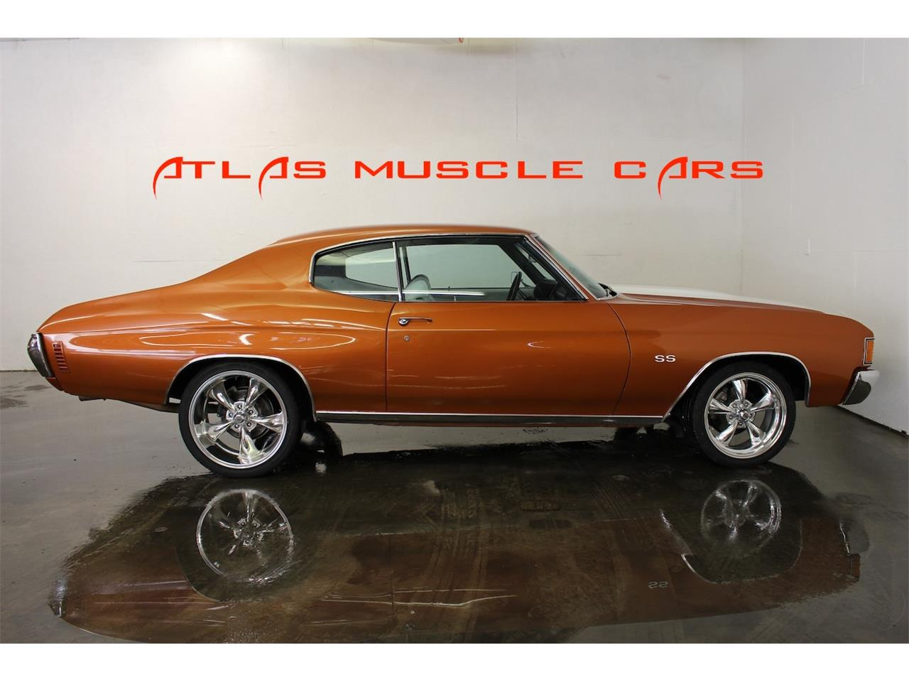 Large Picture of '72 Chevelle - LROB
