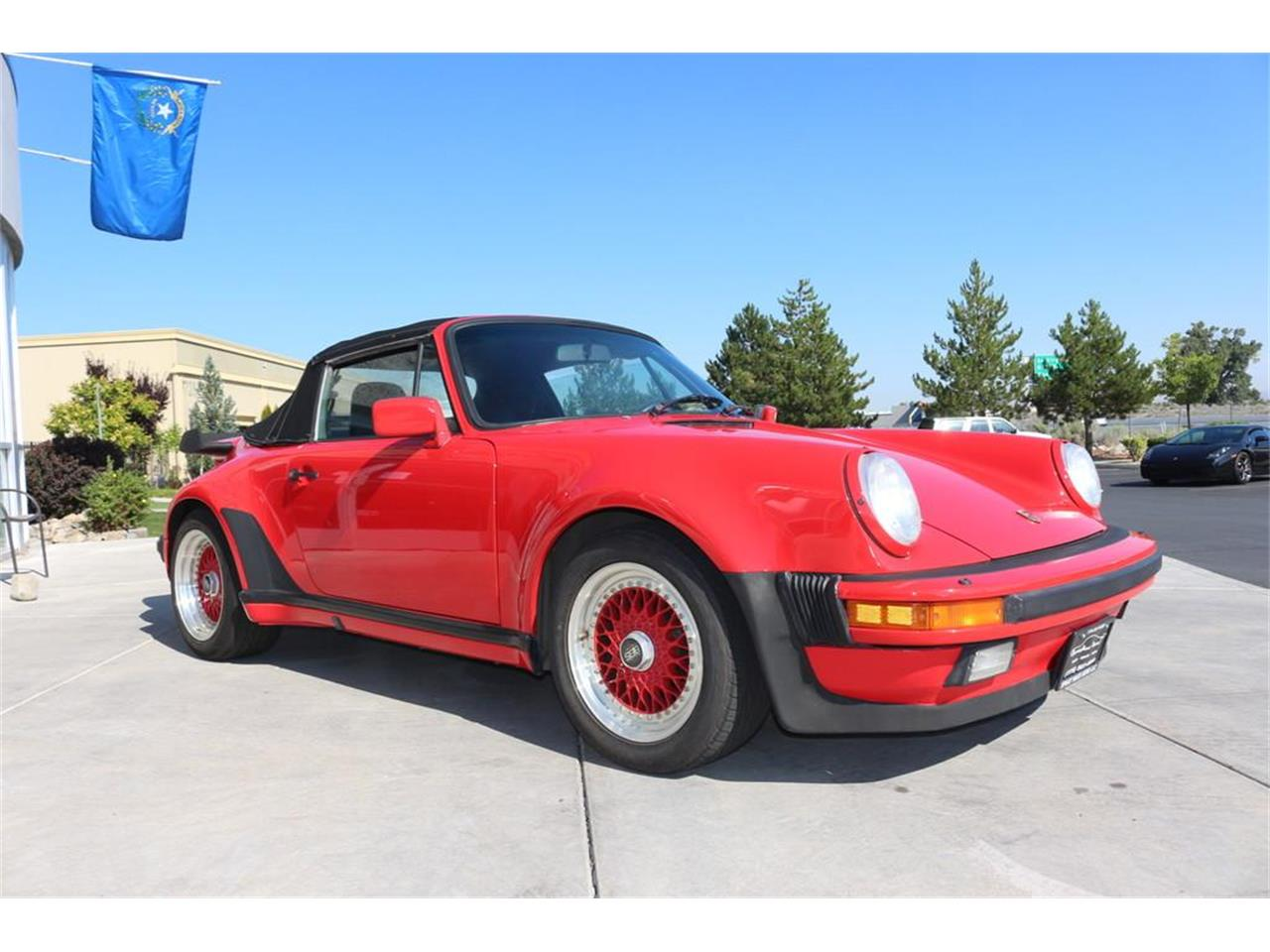Large Picture of '88 930 Turbo - LROP