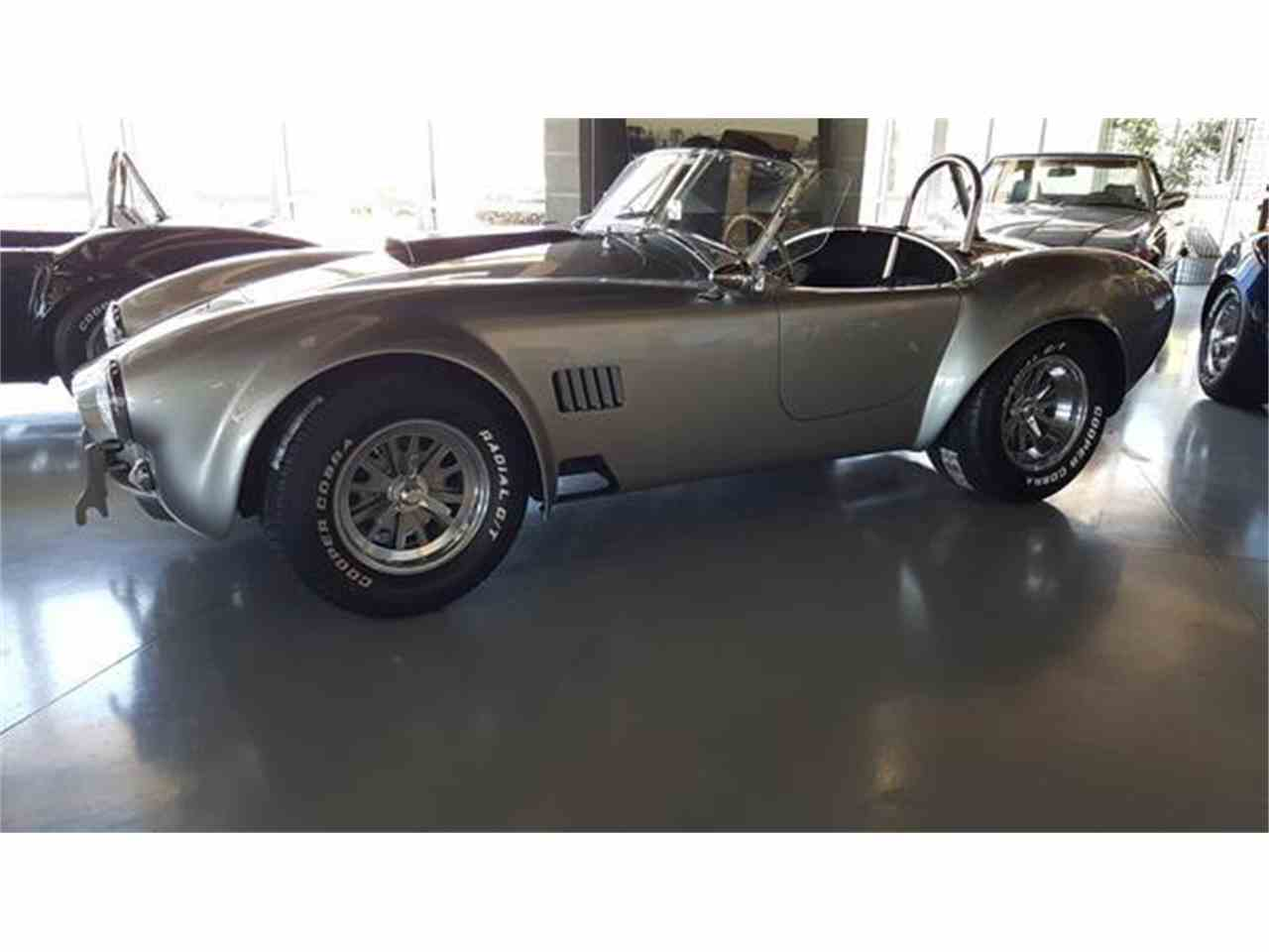 Large Picture of Classic 1965 Superformance Cobra Offered by Sport Haus Reno - LROR