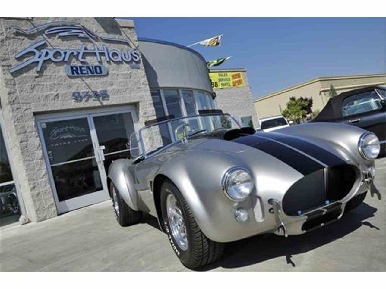 Large Picture of 1965 Superformance Cobra located in Nevada Auction Vehicle Offered by Sport Haus Reno - LROR
