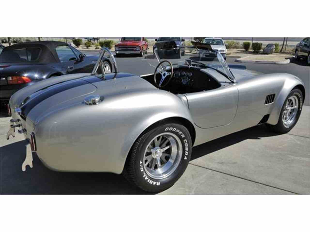 Large Picture of '65 Cobra Auction Vehicle Offered by Sport Haus Reno - LROR