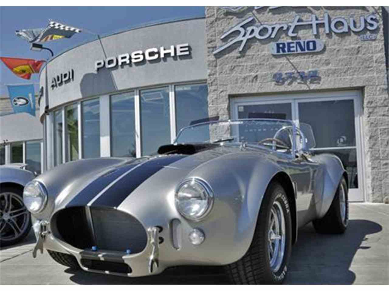 Large Picture of Classic '65 Superformance Cobra located in Nevada Auction Vehicle - LROR