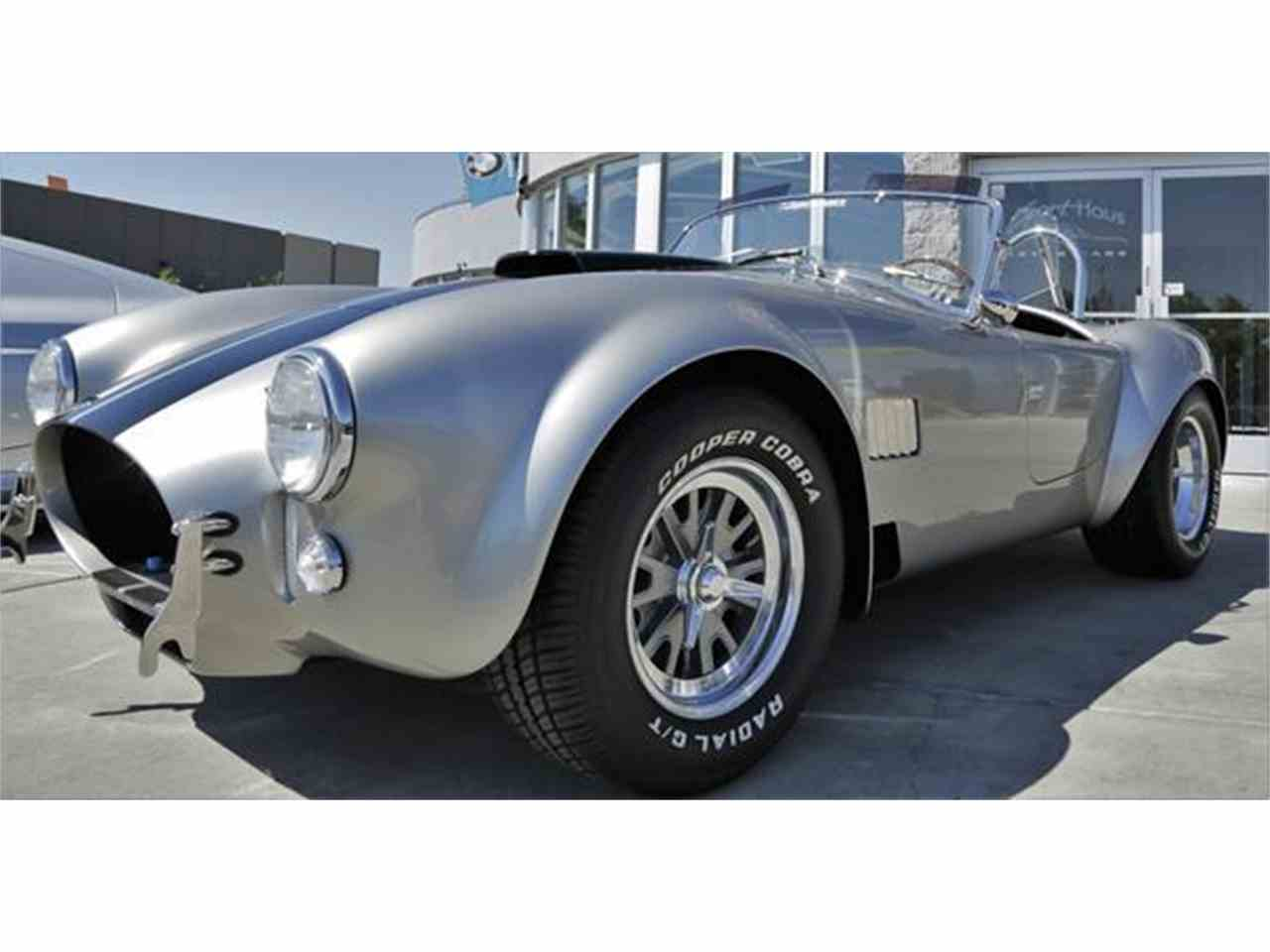 Large Picture of Classic '65 Superformance Cobra Auction Vehicle Offered by Sport Haus Reno - LROR