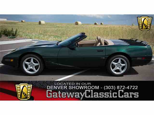 Picture of '92 Corvette - LNRB