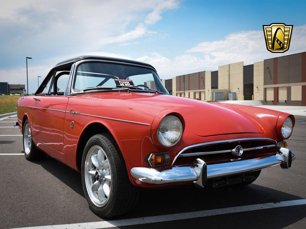 1967 Sunbeam Tiger For Sale Classiccars Com Cc 1010568