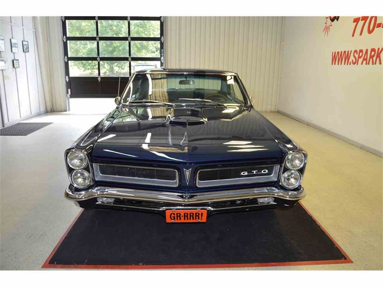 Large Picture of '65 GTO - LRPN