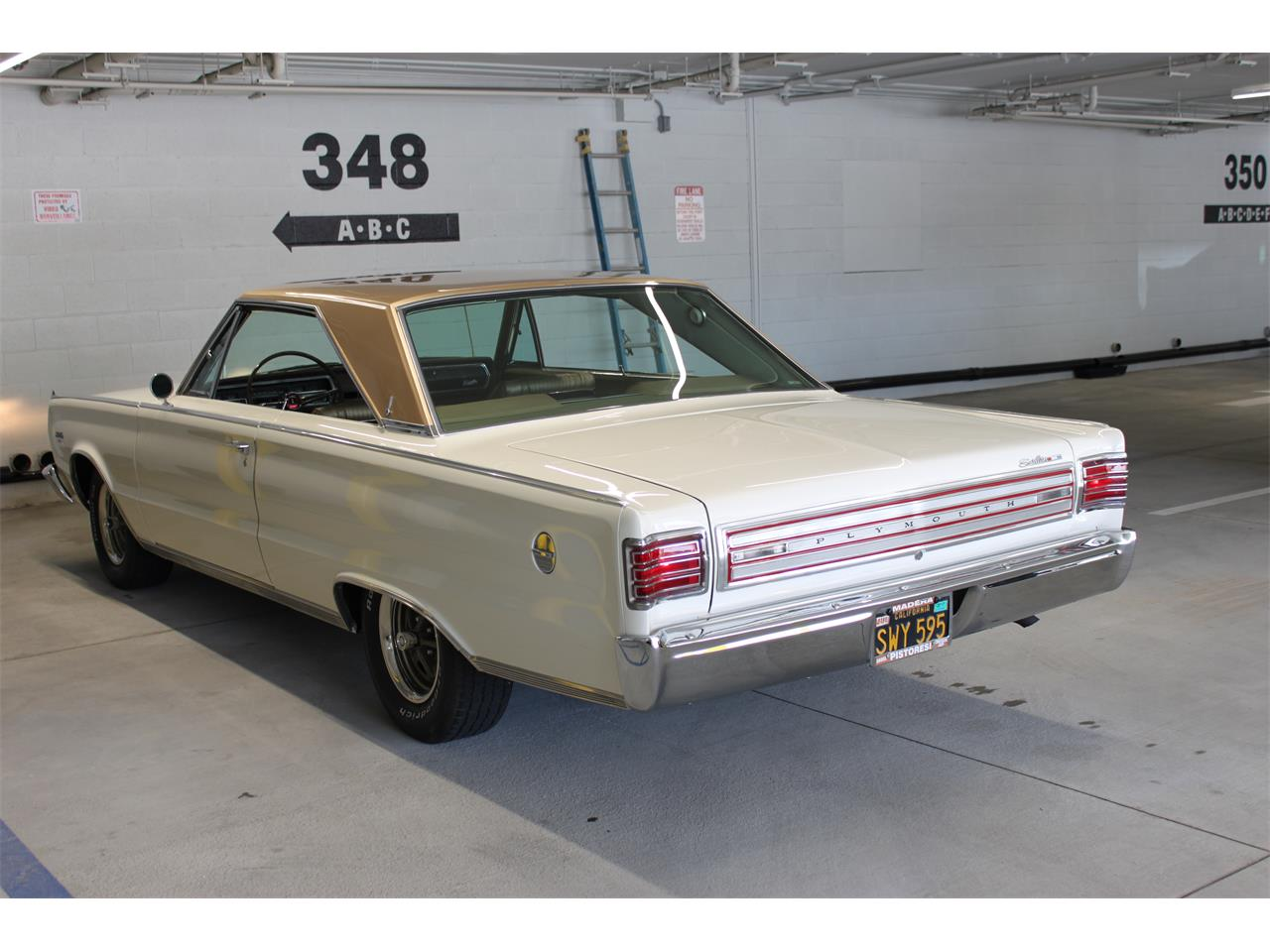 Large Picture of '66 Satellite - LRPP