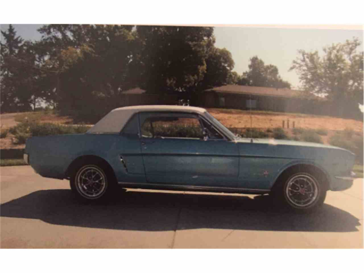 Large Picture of '66 Mustang - LRPQ