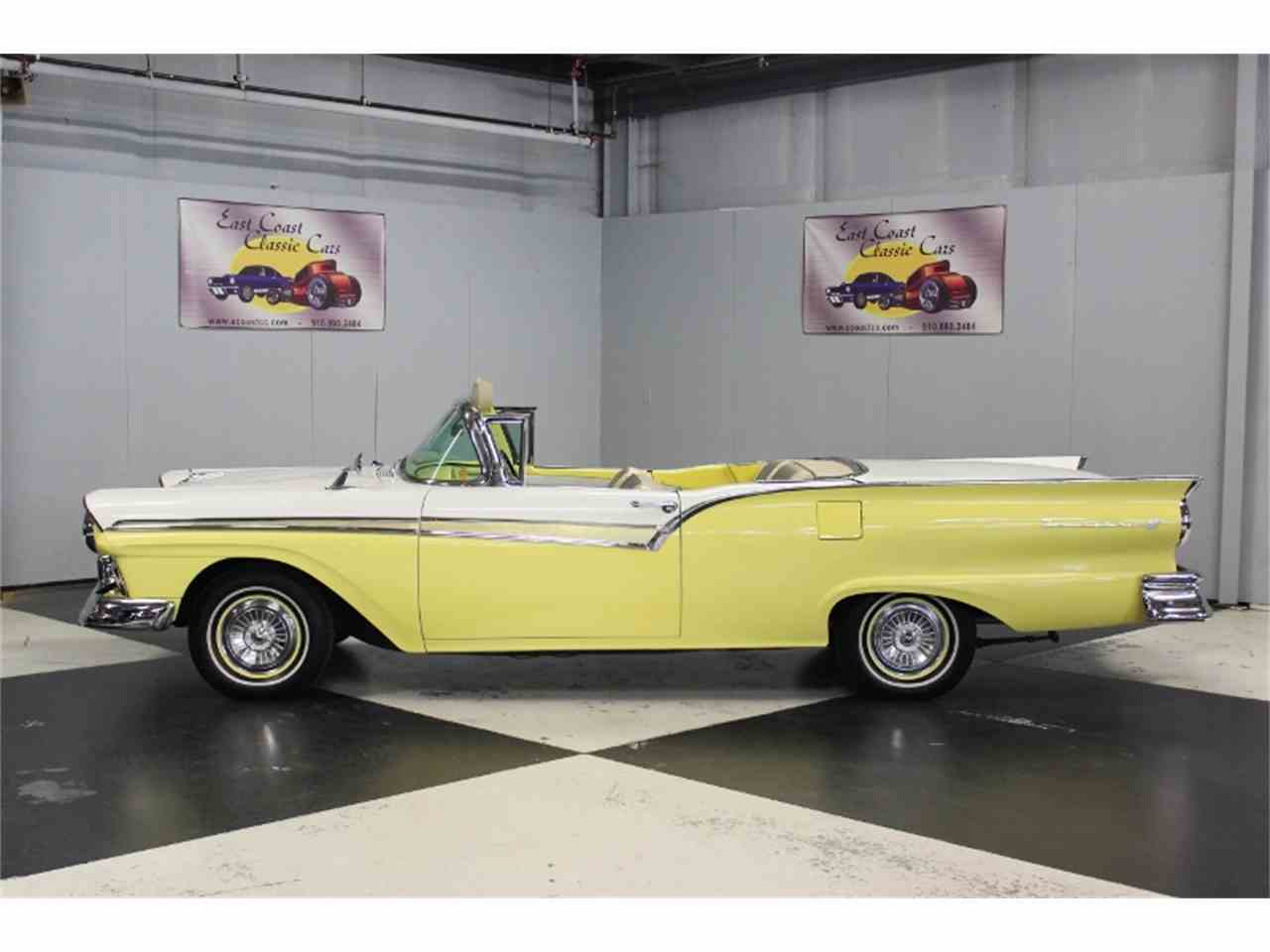 Large Picture of Classic '57 Fairlane 500 located in Lillington North Carolina Offered by East Coast Classic Cars - LRPU