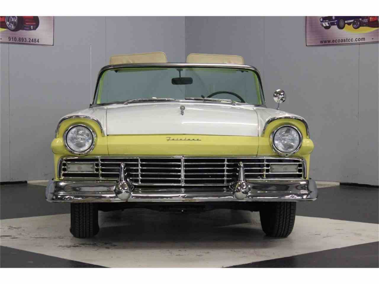 Large Picture of Classic '57 Fairlane 500 located in North Carolina Offered by East Coast Classic Cars - LRPU