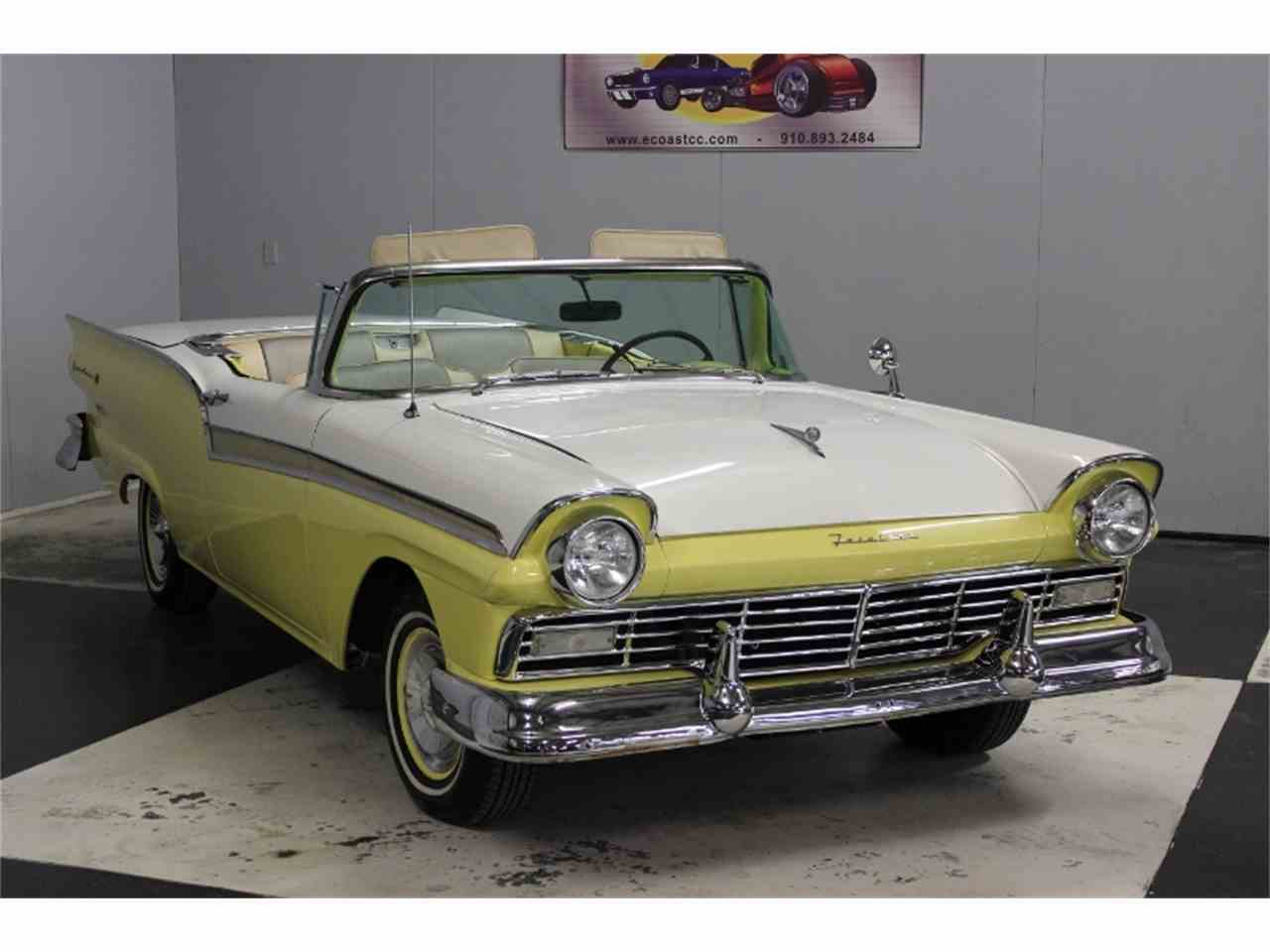 Large Picture of 1957 Fairlane 500 - $48,500.00 Offered by East Coast Classic Cars - LRPU