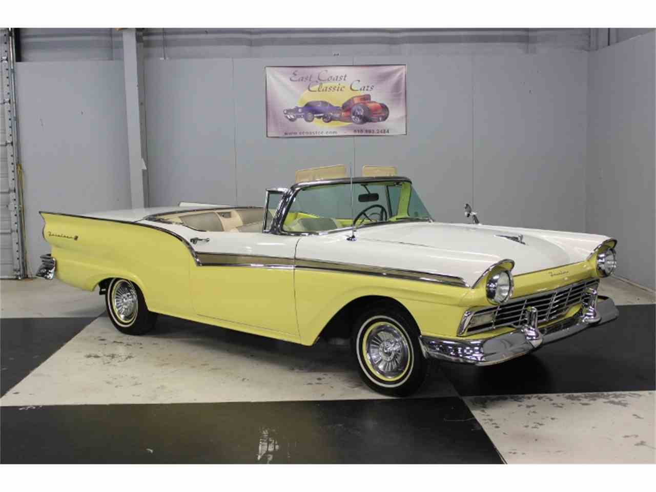 Large Picture of Classic '57 Ford Fairlane 500 - $48,500.00 - LRPU