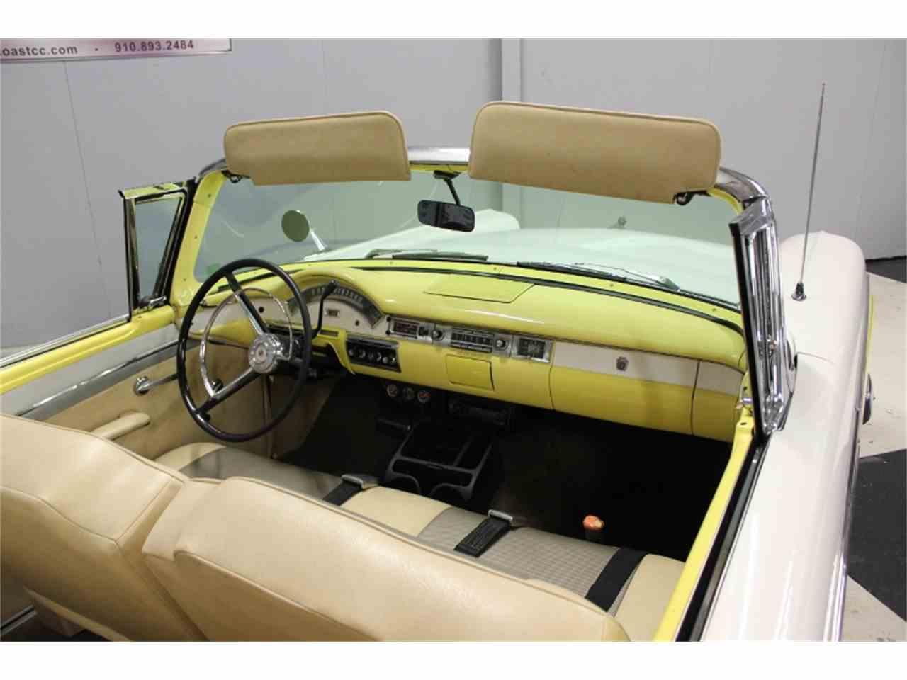 Large Picture of Classic '57 Ford Fairlane 500 located in Lillington North Carolina - $48,500.00 - LRPU