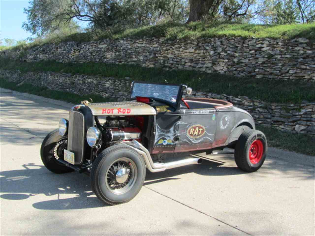 1930 Ford Rat Rod for Sale | ClassicCars.com | CC-1015701