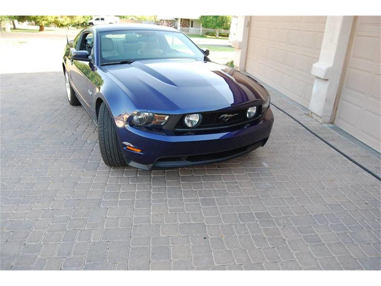 Large Picture of '12 Mustang - LRQ4