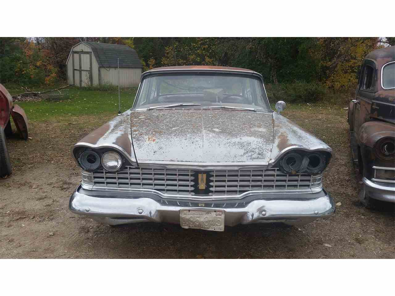 Large Picture of '59 Belvedere - LRQ8