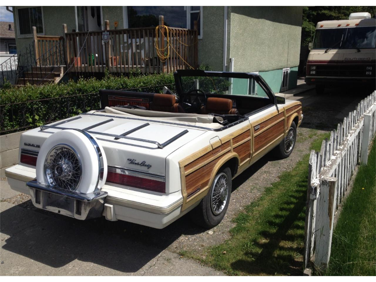 Large Picture of '83 LeBaron - LRQF