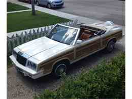 Picture of '83 LeBaron - LRQF