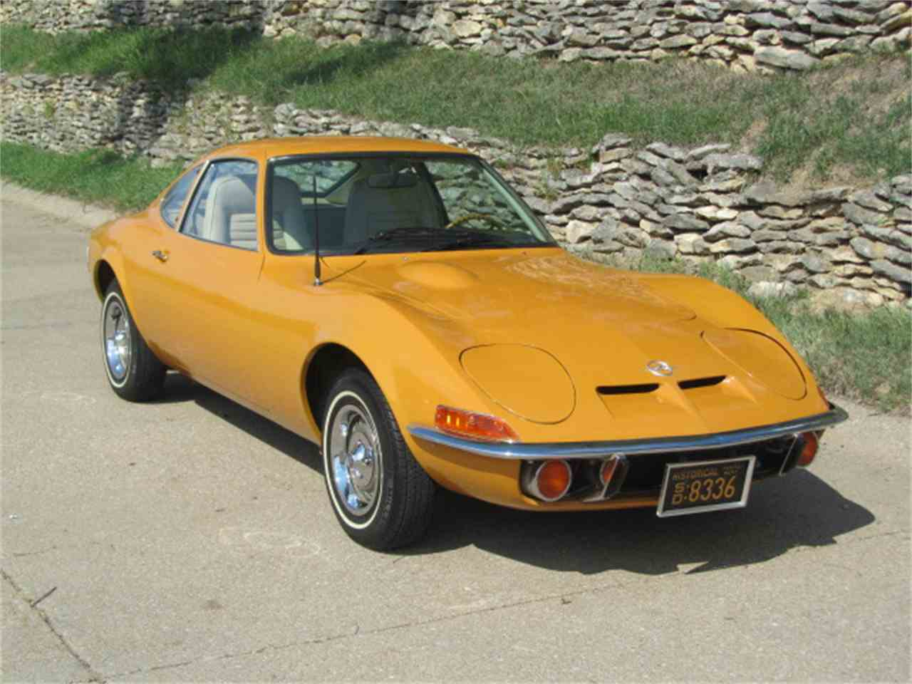 1972 Opel GT for Sale | ClicCars.com | CC-1015720