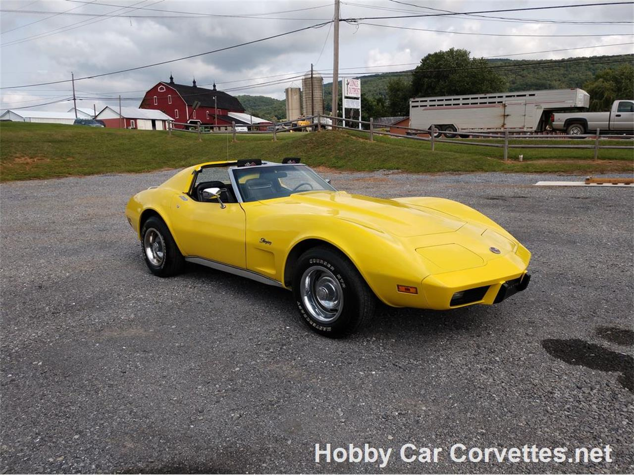 Large Picture of '75 Chevrolet Corvette - $15,999.00 - LRQK