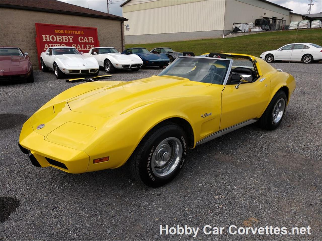 Large Picture of '75 Chevrolet Corvette located in Martinsburg Pennsylvania - $15,999.00 - LRQK