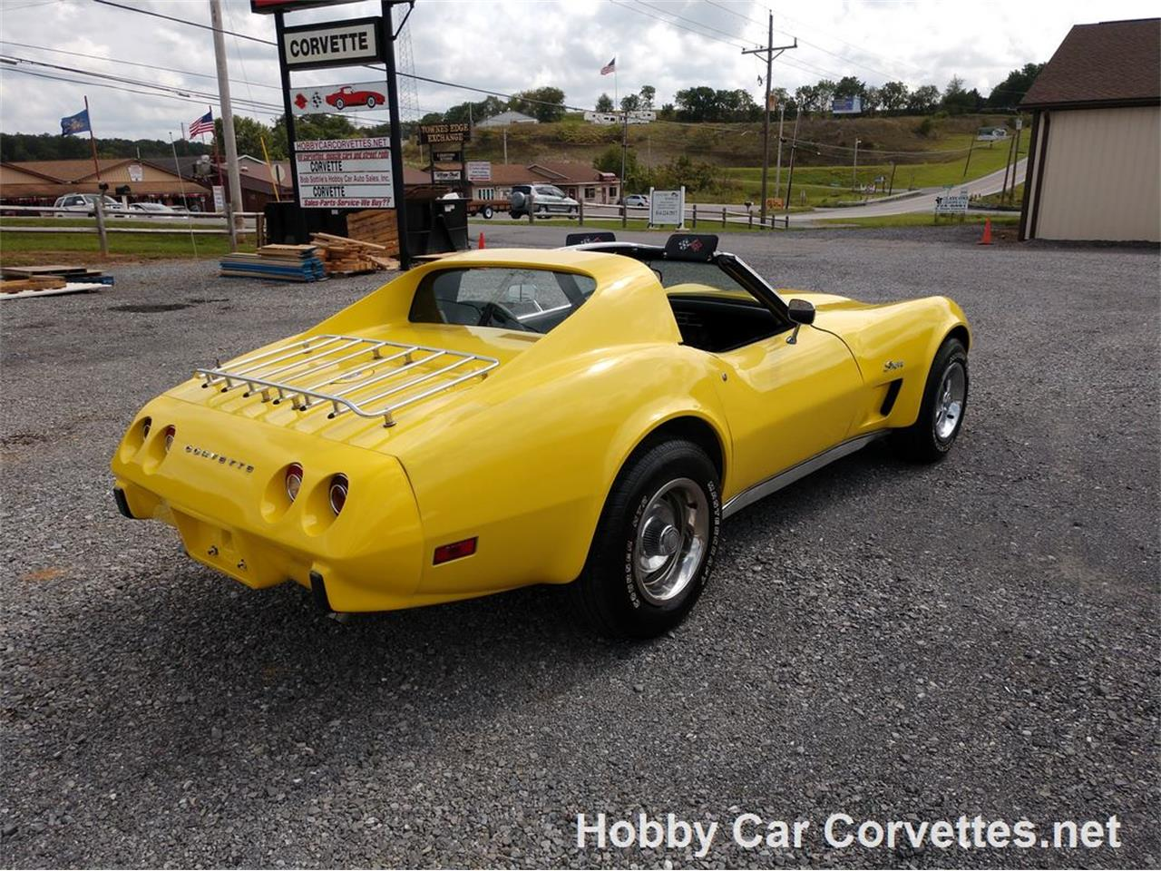 Large Picture of 1975 Chevrolet Corvette located in Martinsburg Pennsylvania - $15,999.00 - LRQK
