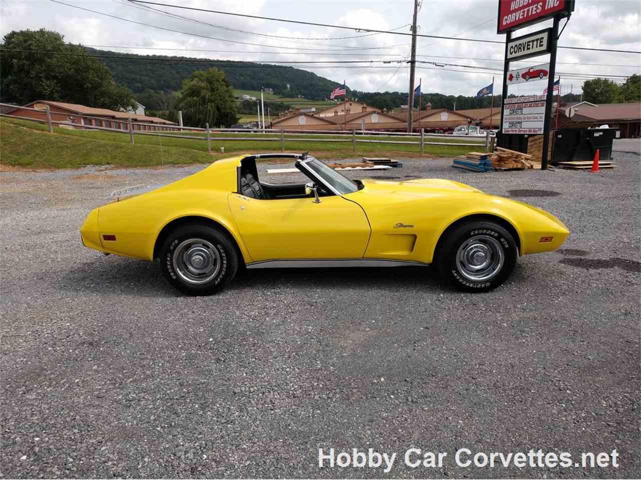 Large Picture of '75 Corvette - LRQK
