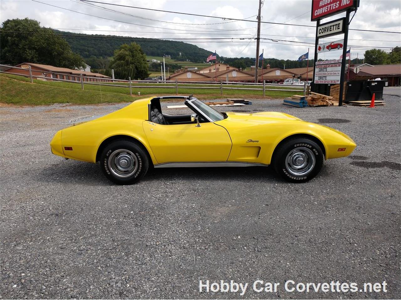 Large Picture of '75 Corvette located in Martinsburg Pennsylvania - $15,999.00 Offered by Hobby Car Corvettes - LRQK