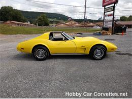 Picture of '75 Chevrolet Corvette located in Pennsylvania - $15,999.00 Offered by Hobby Car Corvettes - LRQK