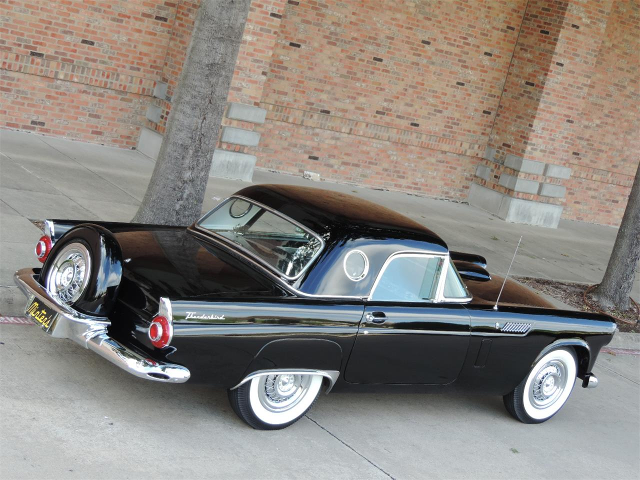 Large Picture of '56 Thunderbird - LRQP