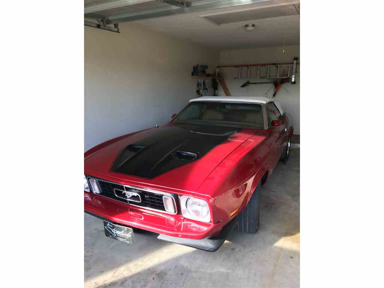 Large Picture of '73 Ford Mustang (Roush) Offered by a Private Seller - LRQU