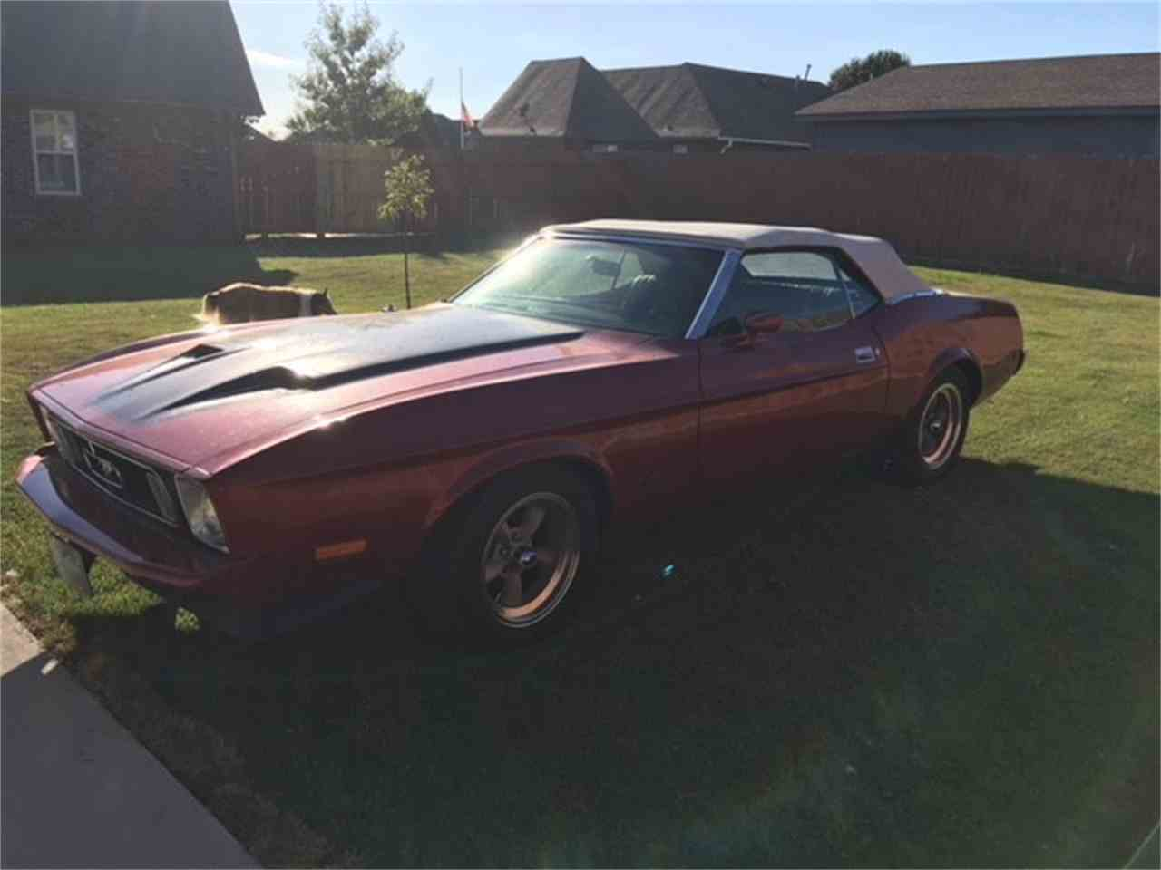 Large Picture of '73 Ford Mustang (Roush) located in Mississippi - $18,000.00 - LRQU