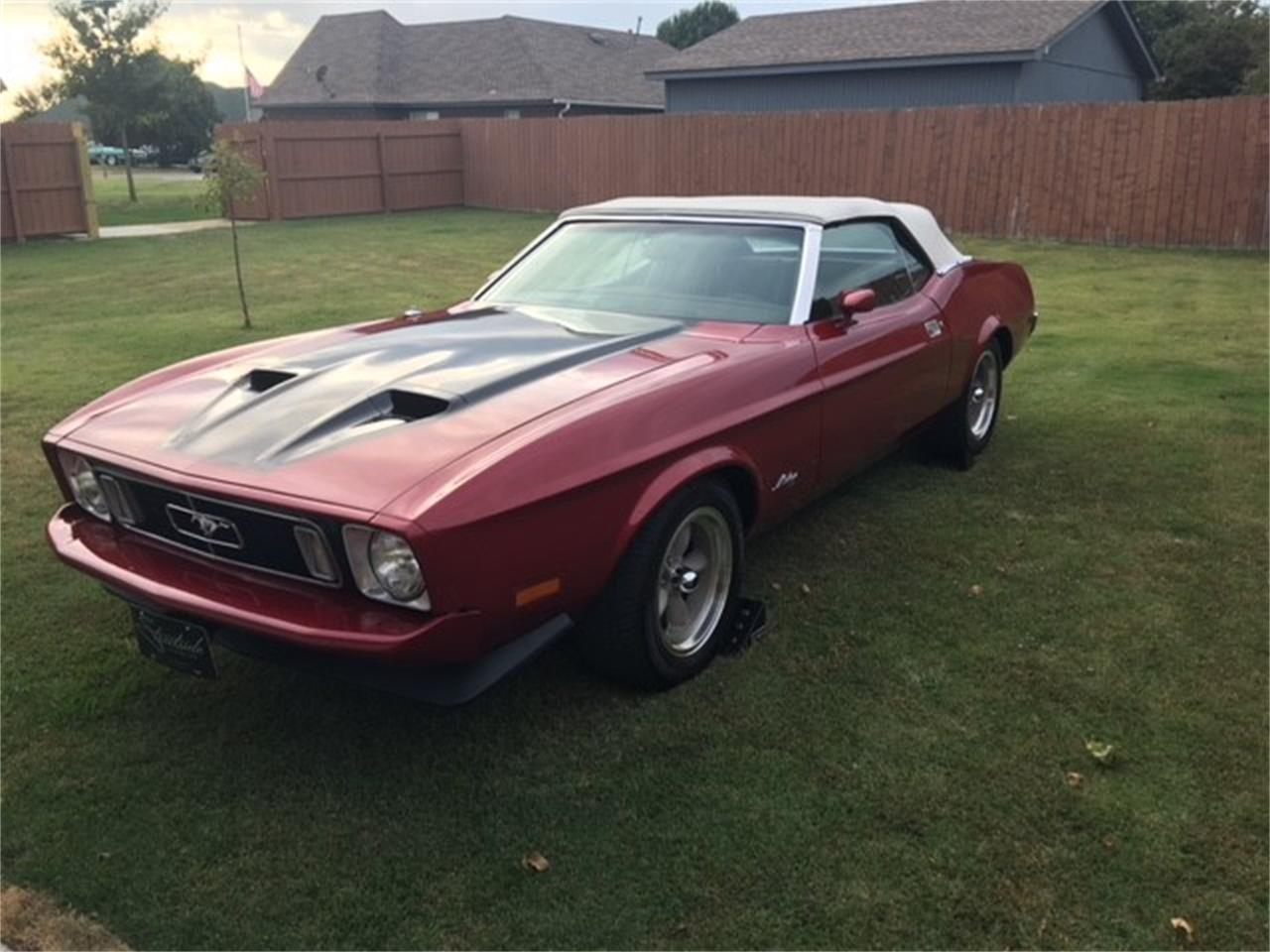 Large Picture of '73 Mustang (Roush) - LRQU