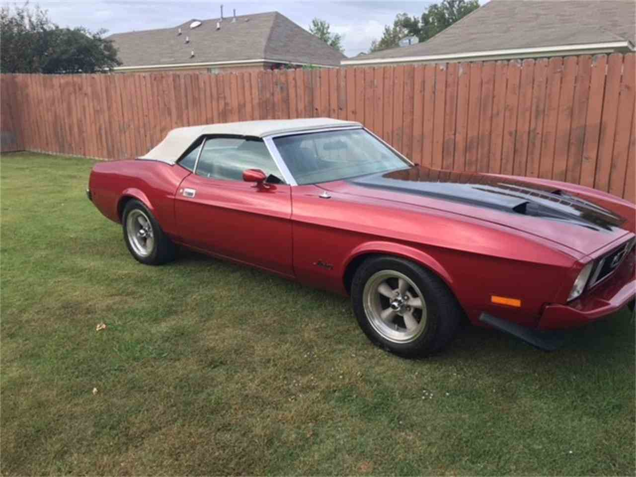 Large Picture of Classic 1973 Ford Mustang (Roush) - $18,000.00 - LRQU