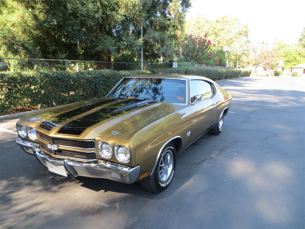 1970 chevrolet chevelle ss for sale cc 1015737. Black Bedroom Furniture Sets. Home Design Ideas