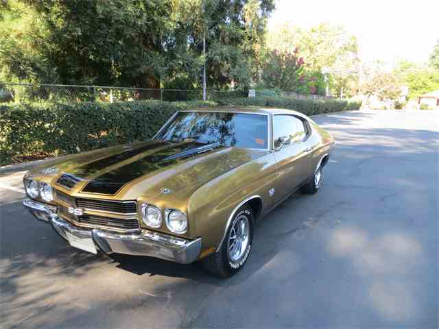 Picture of '70 Chevelle SS - LRQX