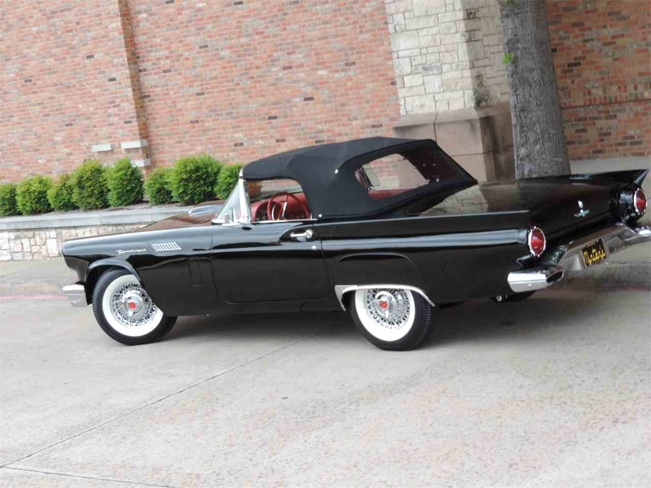 Large Picture of 1957 Thunderbird Offered by Amos Minter's Thunderbirds - LRR3