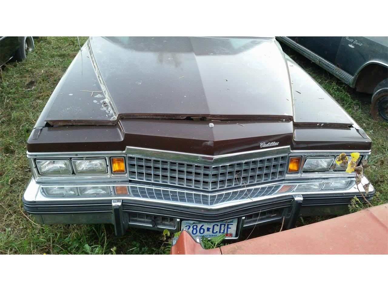 Large Picture of '78 Cadillac Coupe DeVille Offered by Backyard Classics - LRR9