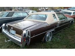 Picture of 1978 Cadillac Coupe DeVille located in Crookston Minnesota - LRR9