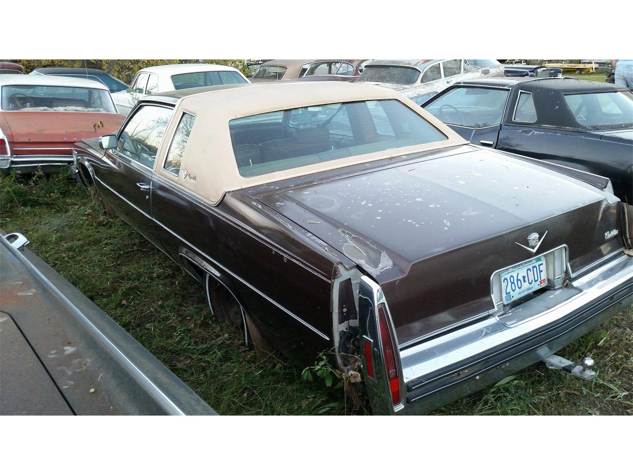 Large Picture of '78 Coupe DeVille located in Crookston Minnesota - $2,500.00 - LRR9