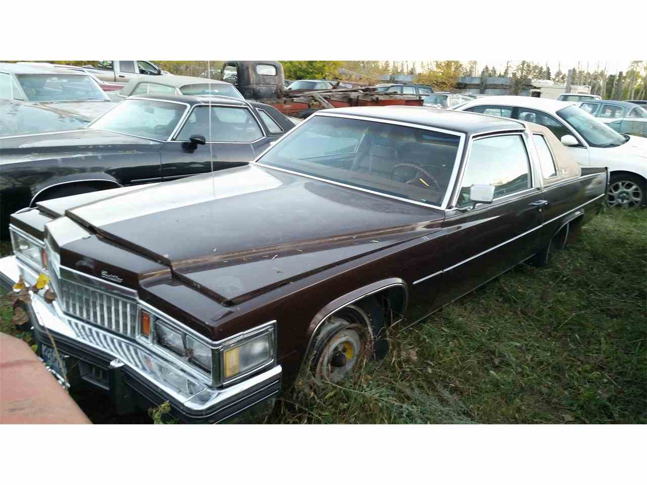 Large Picture of '78 Coupe DeVille - LRR9