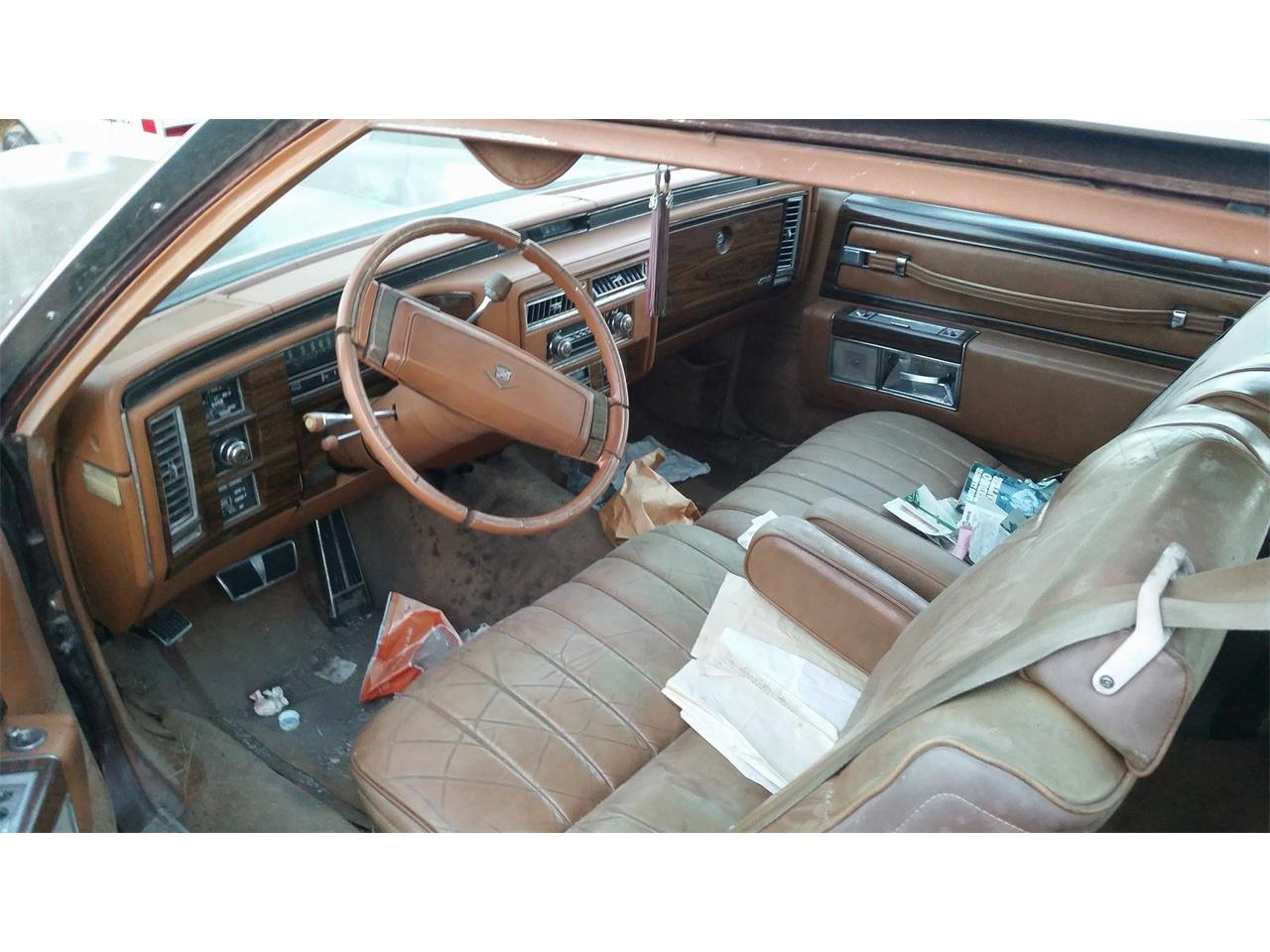 Large Picture of '78 Cadillac Coupe DeVille located in Minnesota Offered by Backyard Classics - LRR9