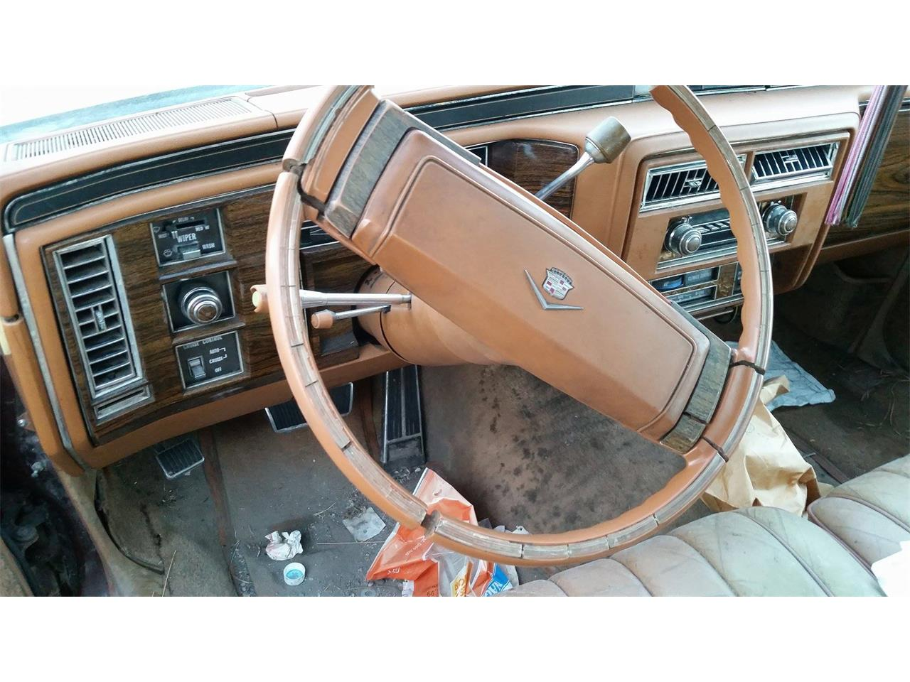 Large Picture of 1978 Coupe DeVille located in Crookston Minnesota Offered by Backyard Classics - LRR9