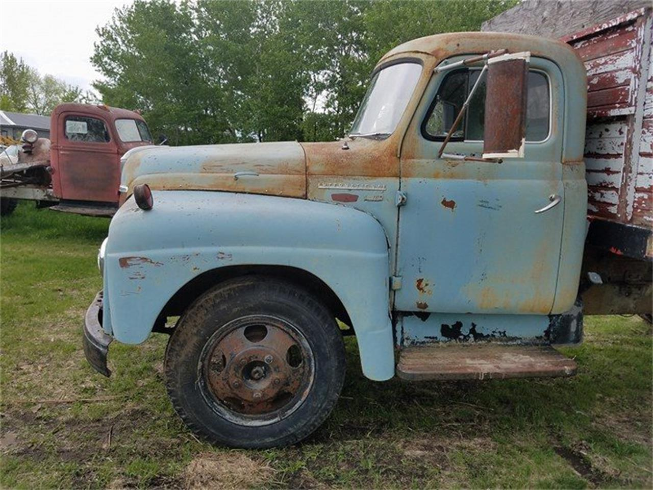 Large Picture of Classic '49 International Pickup located in Crookston Minnesota - $3,000.00 Offered by Backyard Classics - LRRE