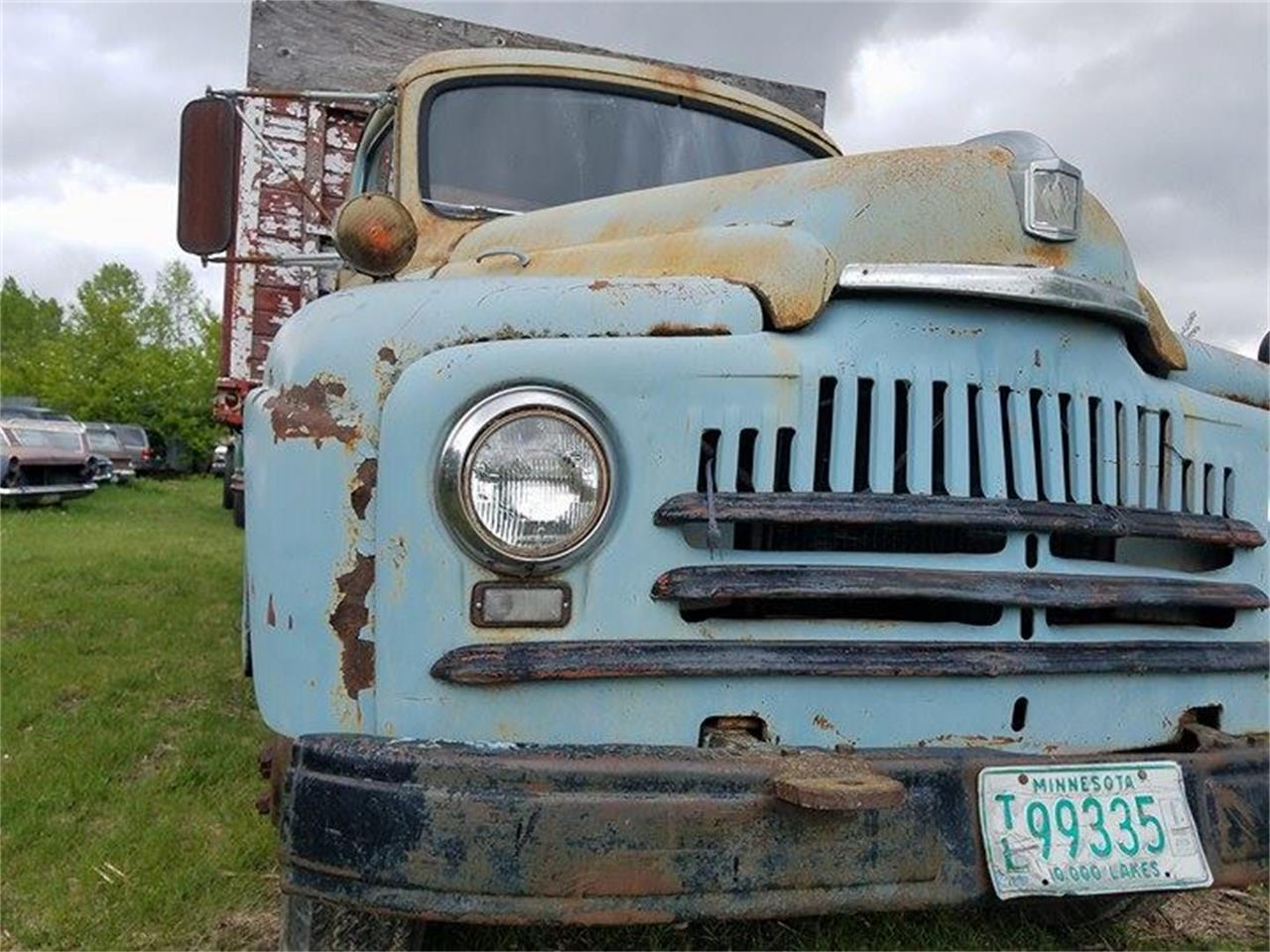 Large Picture of Classic 1949 Pickup located in Minnesota - $3,000.00 - LRRE