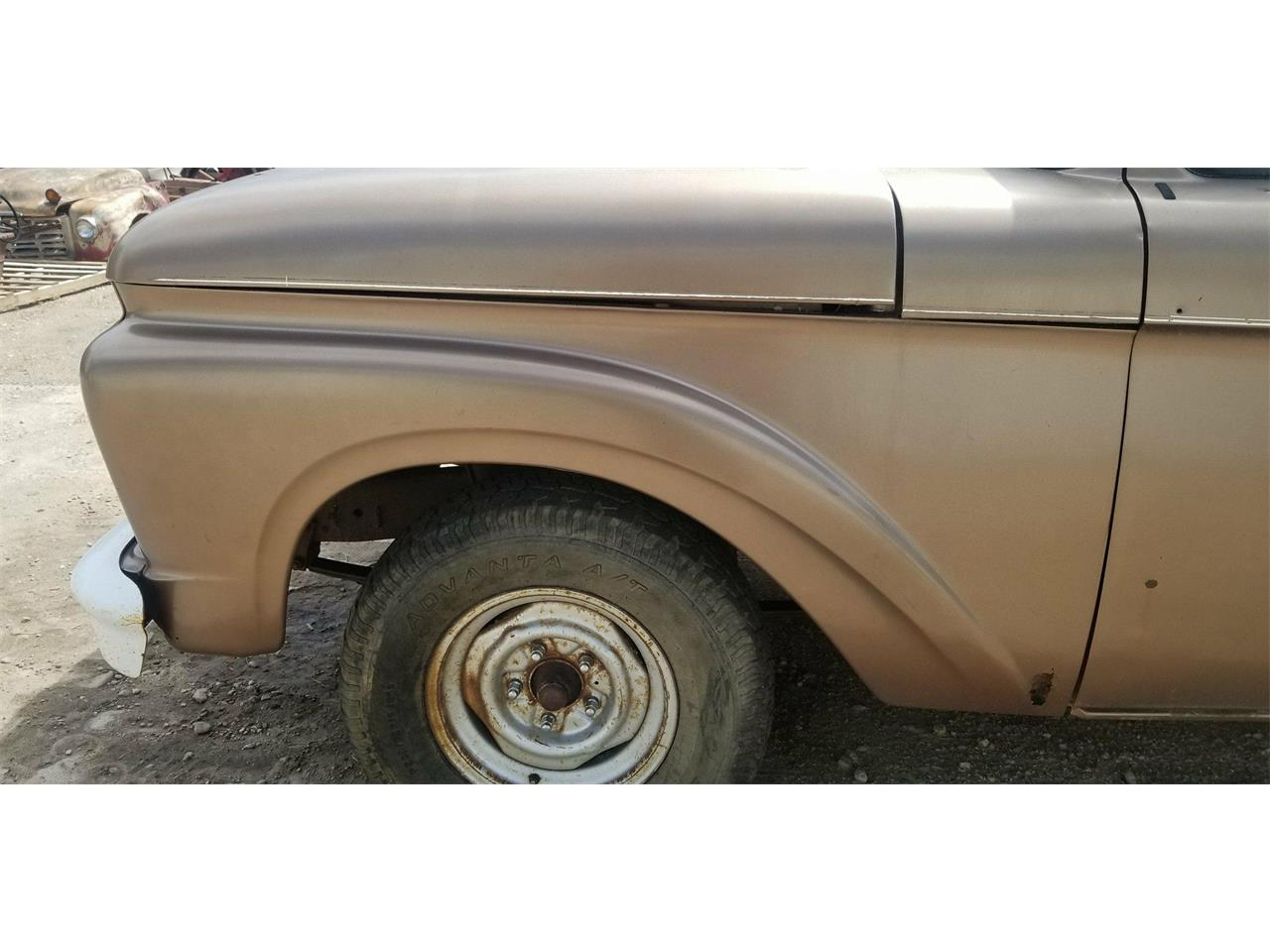 Large Picture of '61 Pickup - LRRF