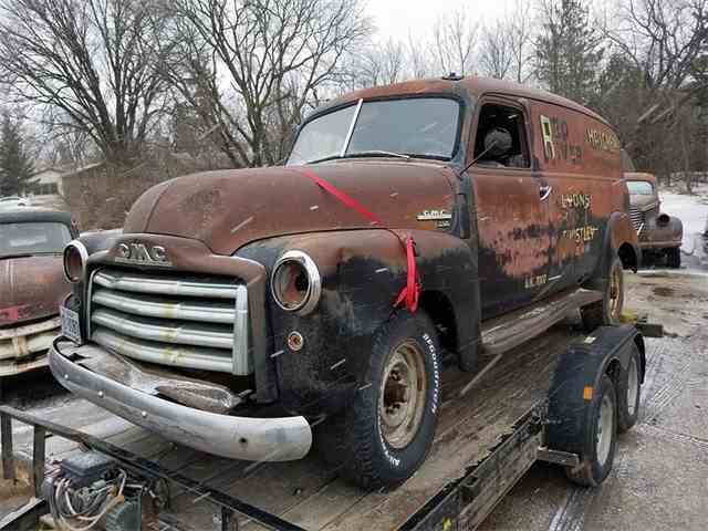 Picture of 1950 GMC Panel Delivery Van located in Minnesota - $2,500.00 - LRRK
